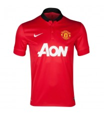 Manchester United Home Shirt 2013/14